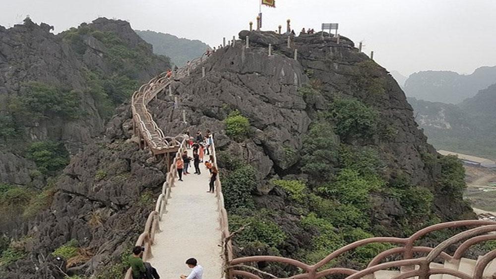 Bộ Văn hóa yêu cầu phá bỏ công trình xây dựng trái phép tại Tràng An